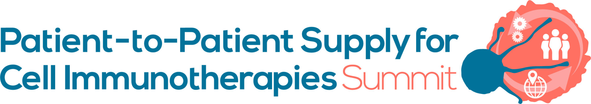 17610 - Patient-to-Patient Supply for Cell Immunotherapies Summit logo